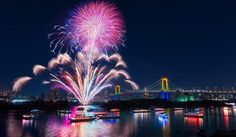 There are many events coming on New Years Eve 2020 in Danang City. We continuously update information that is helpful for your stays Lit Wallpaper, Widescreen Wallpaper, New Years Eve Fireworks, Panorama City, Night Scenery, Tokyo City, Panoramic Photography, Tokyo Tower, Paris City