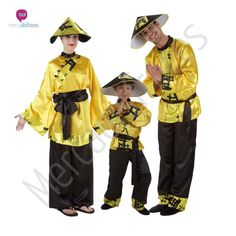 Boy/'s Ninja Master Bruce Lee Fancy Dress Costume Kids Party Book Week Theme Fun
