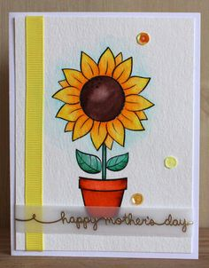 There's a Card for That: Mother's Day 2016 Series - Card 9 | ft. Lawn Fawn ...