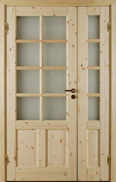 Atle 5 SP8+SP4 - Interior door Made by GK Door, Glommersträsk, Sweden.