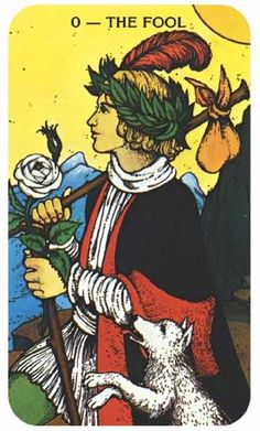 Morgan-Greer Tarot ---------------------- That youthful exuberance we feel when starting out on a new adventure or taking a journey of faith.