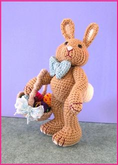 Fun easter basket crochet patterns free paid wool tans and fun easter basket crochet patterns free paid wool tans and baskets negle Choice Image