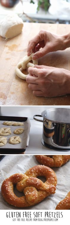 Celebrate Oktoberfest With Gluten Free Soft Pretzels - Free People Blog