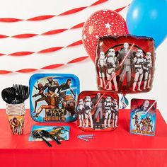 Star Wars Rebels Basic Party Pack