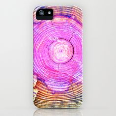 """""""Living Rings"""" iPhone & iPod Case by Gera Luz - $35.00"""