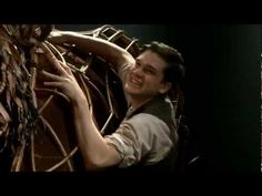 War Horse (the stage play) - This is amazing!! The horses are puppets operated from within by three people. They are so lifelike it's amazing!!!