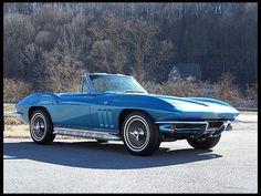 1965 Chevrolet Corvette Convertible 327/365 HP, 4-Speed at Mecum Auctions