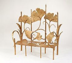 Claude Lalanne (Paris, 1924) Les grandes berces Bronze  180 x 180 x 71 cm  Edition of 8 + 4 AP  2000-2013