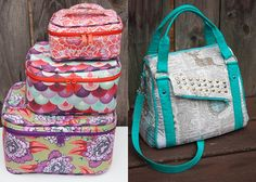 MolGreat Bags to Sew as Gifts