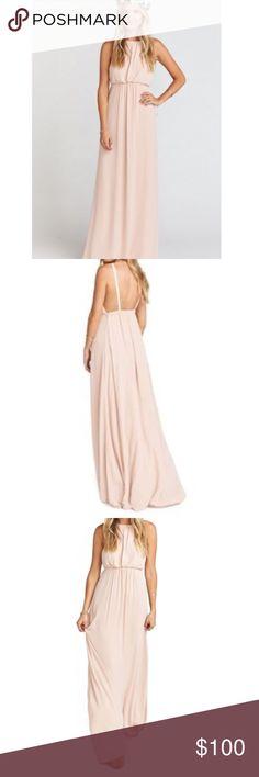 Show me your mumu dress NWT Show me your mumu dress NWT Never worn, never altered.  Perfect Condition! Size: XS Make an offer! Show Me Your MuMu Dresses