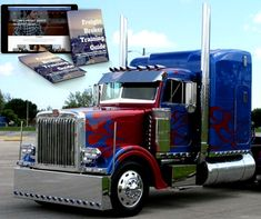 Online freight broker training course to get your license. Freight School Training on how to be a freight broker. Get your your own freight broker authority Truck Driving Jobs, Training School, Training Courses, How To Become, Success, Trucks, News, Awesome, Truck