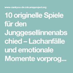 10 originelle Spiele für den Junggesellinnenabschied – Lachanfälle und emotionale Momente vorprogrammiert! – Hochzeit in Deutschland · Zankyou.de