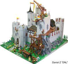 Castle evolution stage 3
