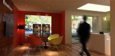 Brasil Brokers   corporate   interior   branding   real estate   by Packaging Brands