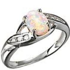 I love opals