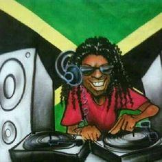 Reggae dj