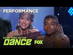 Tate & Kida's Paso Doble Performance | Season 13 Ep. 10 | SO YOU THINK YOU CAN DANCE - YouTube