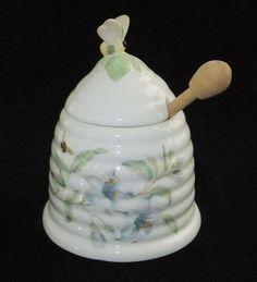 Lenox Butterfly Meadow Honey Pot