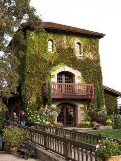 V. Sattui Winery in Napa Valley