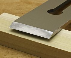 Learn more about sharpening tools as you start your woodworking journey.