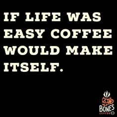 Setting a timer doesn't count. #bonescoffee bonescoffee.com  Enter our weekly coffee giveaway! Every Friday we'll be giving away 5 4oz bags of coffee and a t-shirt. Enter here: https://goo.gl/Px3cuy