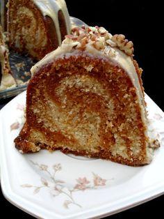 Butterscotch Swirl Cake «