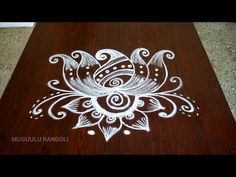 easy rangoli designs with 7 dots for beginners * simple kolam designs * latest muggulu with dots Indian Rangoli Designs, Rangoli Border Designs, Colorful Rangoli Designs, Rangoli Designs Images, Rangoli Ideas, Beautiful Rangoli Designs, Mehandi Designs, Rangoli Borders, Kolam Rangoli