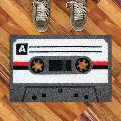 mixtape doormat