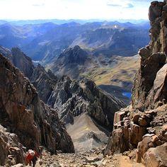 Hiking in Southwest Colorado, near Durango