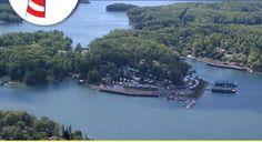 Mitchell's Point Marina & RV Park at Smith Mountain Lake - Boat Slips, RV Sales, Camping in Huddleston, Virginia 24104