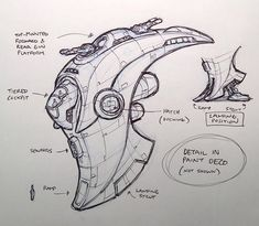 Spaceships concept art by Sean Wang. Spaceship Drawing, Spaceship Design, Spaceship Concept, Space Ship Concept Art, Concept Ships, Vision Quest, Space Fantasy, Science Fiction Art, Environment Design