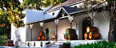 Mont Rochelle Hotel & Vineyard in Franschhoek South Africa