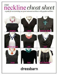 Gunadesign Handmade Jewelry and Fashion Barn Neckline Necklace 9f79119b67bf2