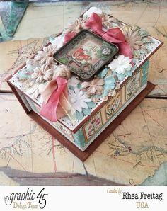 Easter ATC Box