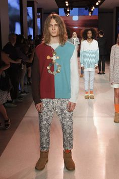 Thaddeus O'Neill Spring-Summer 2017 - New York Fashion Week Men's