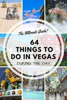 Looking for things to do in Las Vegas during the day? There's more to do that you thought. Take a look at the Ultimate Guide of 64 Things to Do During the Day. Las Vegas With Kids, Vegas Fun, Death Valley, Luxor, Las Vegas Vacation, Las Vegas Travel, Visit Las Vegas, Kids Things To Do, Things To Do Vegas