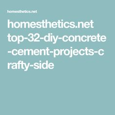 homesthetics.net top-32-diy-concrete-cement-projects-crafty-side