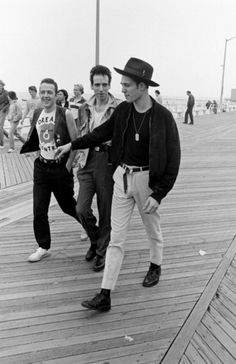 The Clash Asbury Park NJ 1982 As a Jersey girl this warms my heart