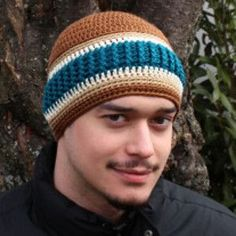 Just for Men Beanie  Dark gray, dark gray and black