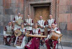 Armenian Folk Music instruments