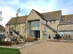 Grade II listed barn and stables converted into an exceptional house Holiday Rental in Chedworth from @HomeAway UK #holiday #rental #travel #homeaway