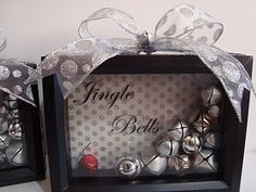 I so want to do this for Christmas deco
