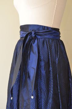 Ballroom Belle Skirt from Saks Fifth Avenue by Brass Giraffe Vintage; New old stock with tags!  #vintage #holiday