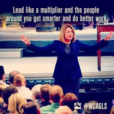 Global Leadership Summit 2013, Liz Wiseman
