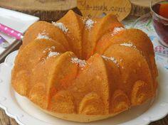 Mis gibi limon kokulu, bol hindistan cevizli, yumuşacık bir kek tarifi...
