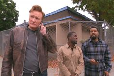 Ice Cube, Kevin Hart and Conan Take A Student Driver To Buy Weed