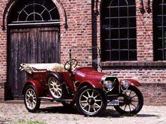 Opel torpedo double phaeton 6 16 ps 1911
