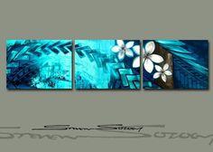 Polynesian Art, Polynesian Culture, Altered Canvas, Tiki Art, Jr Art, Hawaiian Art, Amazing Art, Decoration, Art Projects