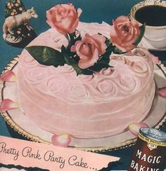 Thank You PINK Princess contributors! Let's have a tea party & eat cake!