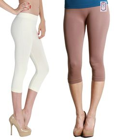 8a79e33ece2e1a Nikibiki Women's Capri Smooth Leggings and Hand Wash Laundry Soap Bundle 3  Items -- This is an Amazon Affiliate link. Continue to the product at the  image ...